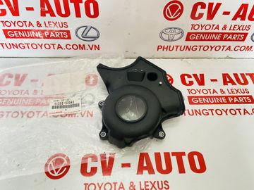 Hình ảnh của11302-50040, 1130250040 Ốp nhựa đầu trục cam Lexus LX470 2004 chính hãng