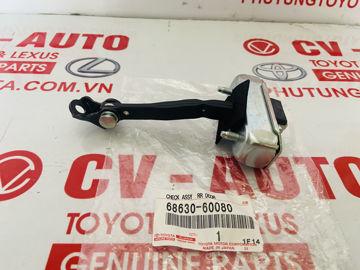 Hình ảnh của68630-60080, 6863060080 Hạn chế cửa Lexus GX470 sau phải chính hãng