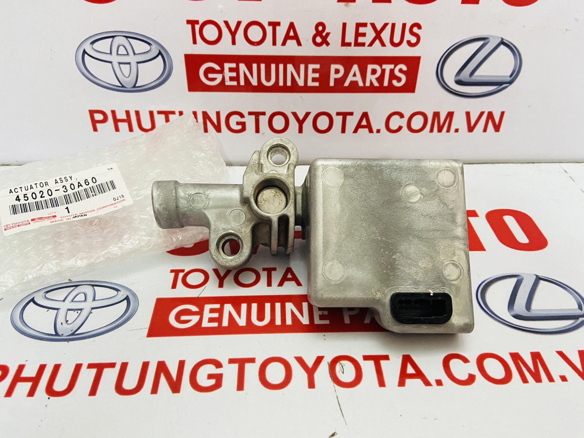 Picture of 45020-30A60, 4502030A60 Ổ khóa trục vô lăng Toyota Lexus chính hãng