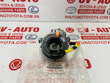 Hình ảnh của8430730090 84307-30090 Cáp còi liền cảm biến góc lái Lexus RX350 Lexus GX460 Chính hãng
