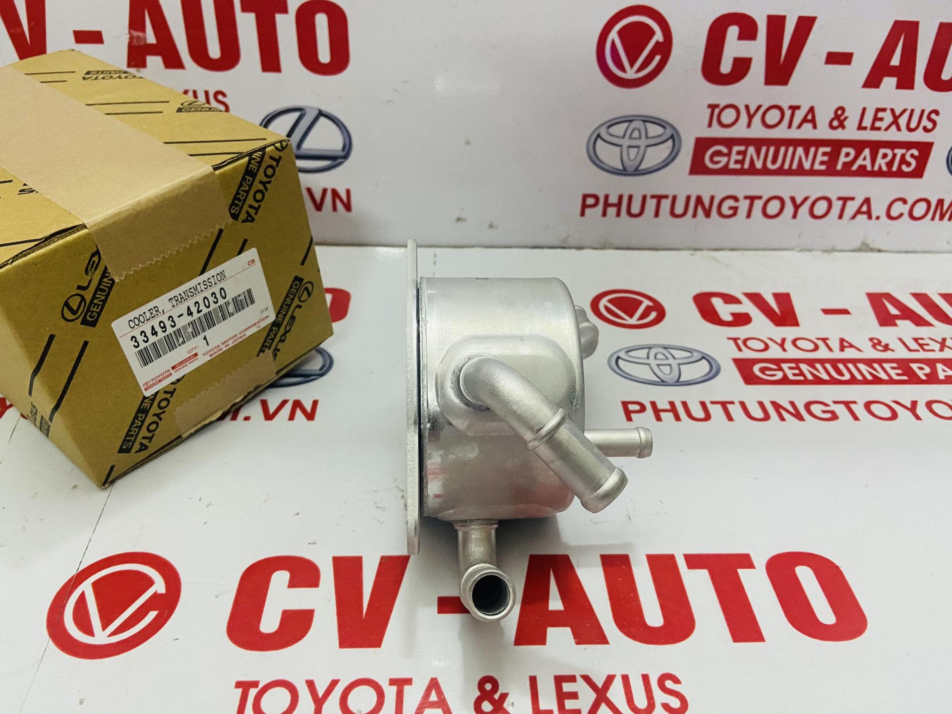 Picture of 3349342030 33493-42030 Két sinh hàn Toyota RAV4 Chính hãng