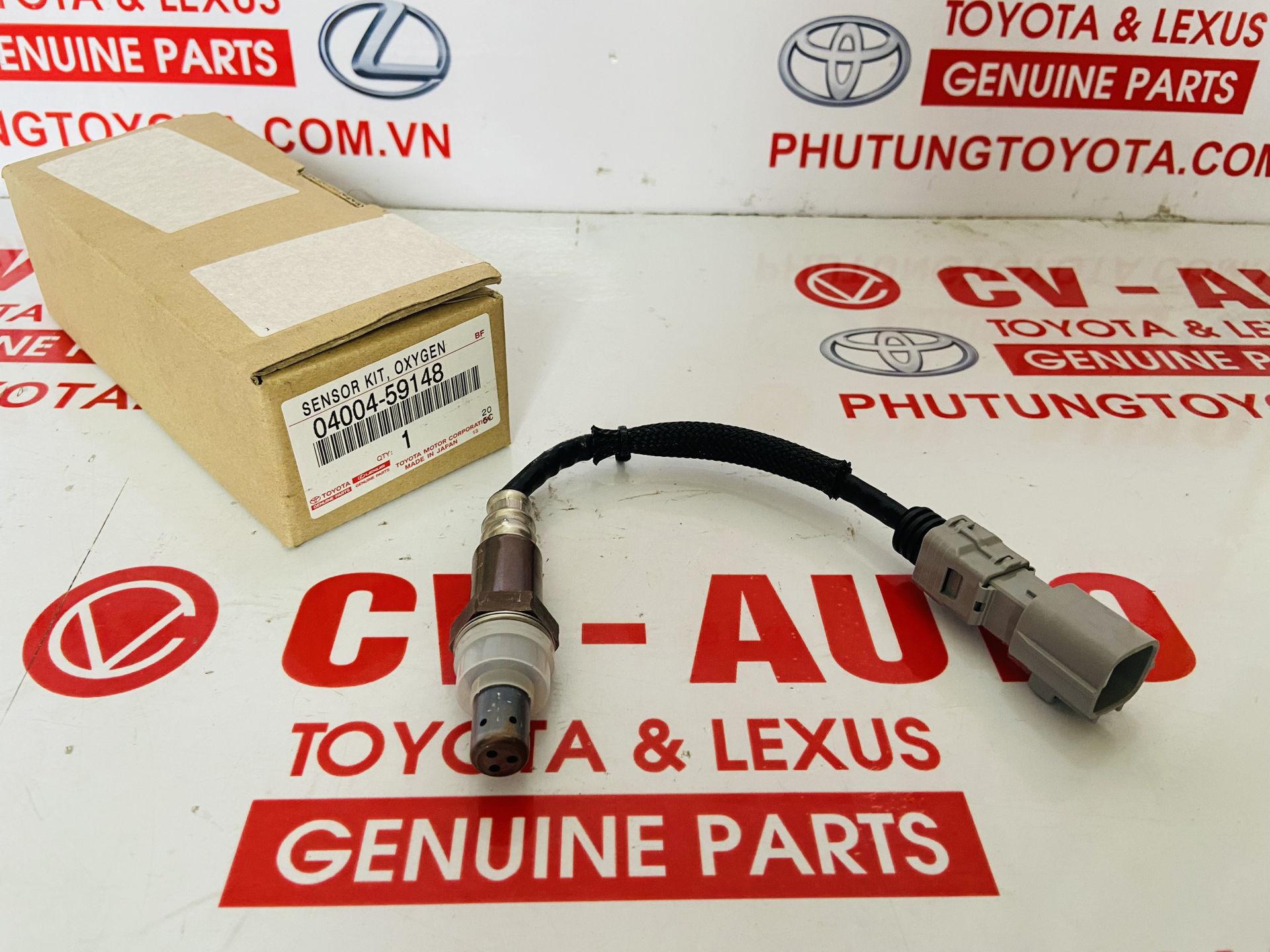 Picture of 04004-59148 Cảm biến ô xy khí xả Lexus RX350/450H Hybrid chính hãng