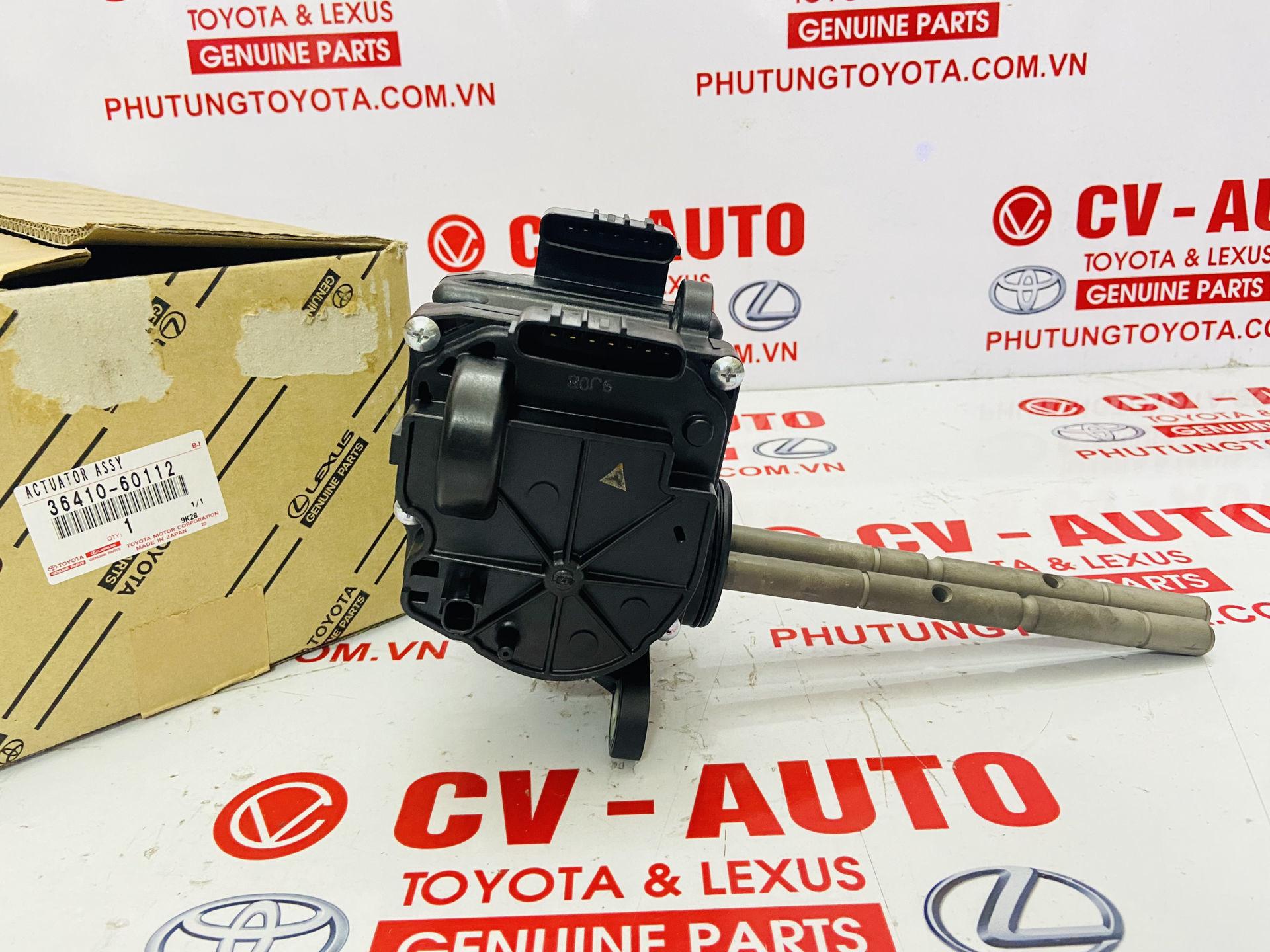 Picture of 3641060112 36410-60112 3641060111 36410-60111 Cơ cấu đi số Lexus LX570 Chính hãng