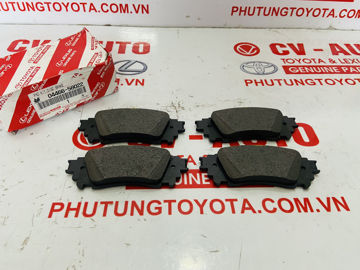 Hình ảnh của0446658022 04466-58022 Má phanh sau Toyota Alphard  chính hãng