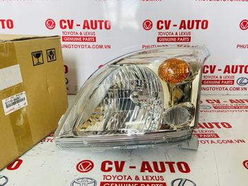 Hình ảnh của811706A061 81170-6A061 Đèn pha Toyota Land Cruiser Prado chính hãng